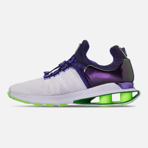 big sale 47517 dac4e Nike Shox Gravity Womens Running Shoes